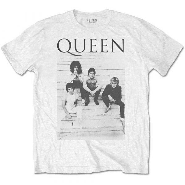 Queen Mens T-Shirt: Stairs (XX-Large)