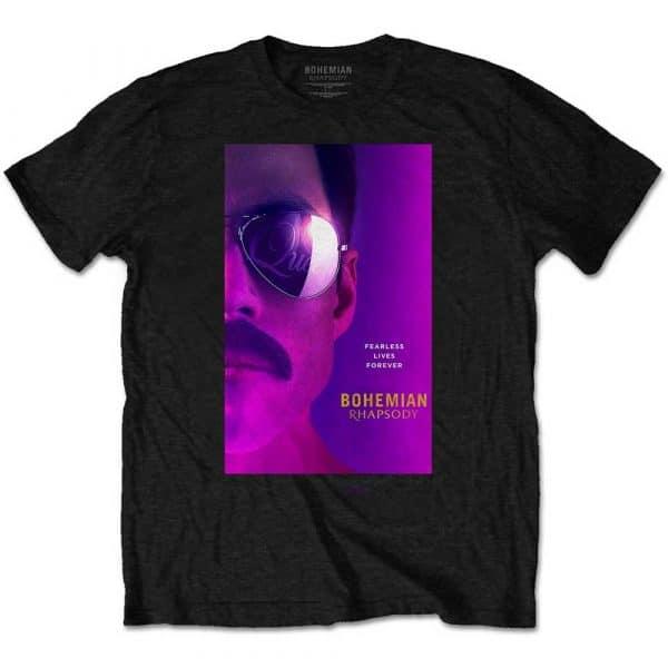 Queen Mens T-Shirt: Freddie (XXX-Large)