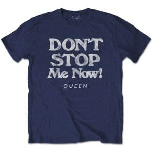 Queen Mens T-Shirt: Don't Stop Me Now (XX-Large)
