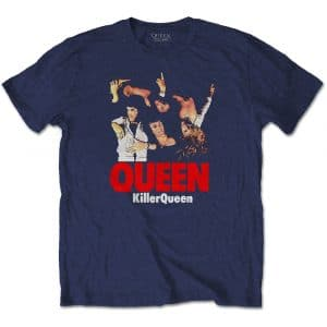 Queen Mens T-Shirt: Killer Queen (XX-Large)