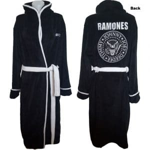 Ramones Unisex Bathrobe: Presidential Seal (Large - X-Large)
