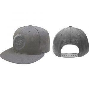 Ramones Unisex Snapback Cap: Presidential Seal