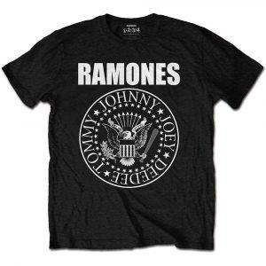 Ramones Mens T-Shirt: Presidential Seal (XX-Large)
