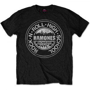 Ramones Mens T-Shirt: Rock 'n Roll High School