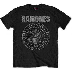 Ramones Mens T-Shirt: Presidential Seal (Retail Pack) (XX-Large)