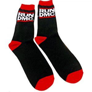 Run DMC Unisex Ankle Socks: Logo (UK Size 7 - 11)