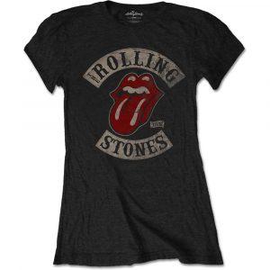 The Rolling Stones Ladies T-Shirt: Tour 1978 (XX-Large)