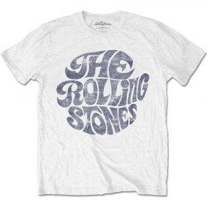 The Rolling Stones Mens T-Shirt: Vintage 70s Logo (XX-Large)