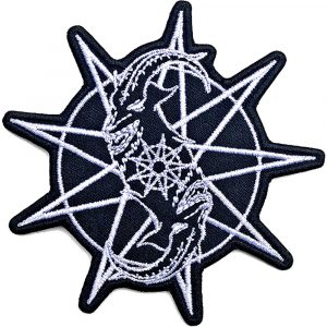 Slipknot Standard Patch: Goat Star