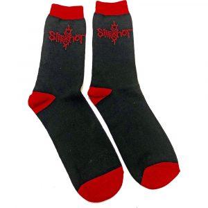 Slipknot Unisex Ankle Socks: Logo (UK Size 7 - 11)