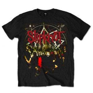 Slipknot Mens T-Shirt: Waves (XX-Large)