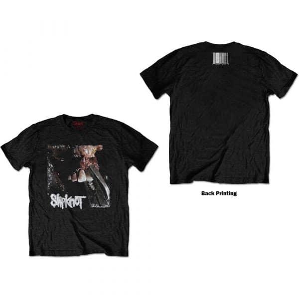 Slipknot Mens T-Shirt: Pulling T-Shirtth (Back Print) (XX-Large)