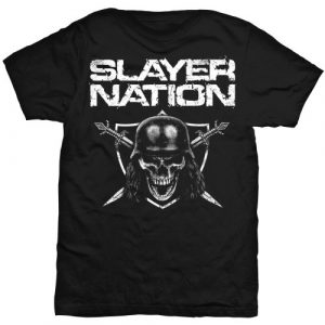 Slayer Mens T-Shirt: Slayer Nation (XX-Large)