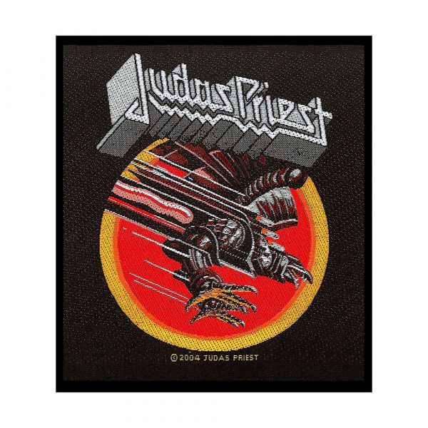Judas Priest Standard Patch: Screaming For Vengeance