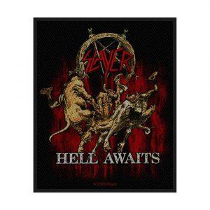 Slayer Standard Patch: Hell Awaits