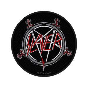 Slayer Standard Patch: Pentagram