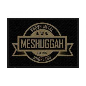 Meshuggah Standard Patch: Crest