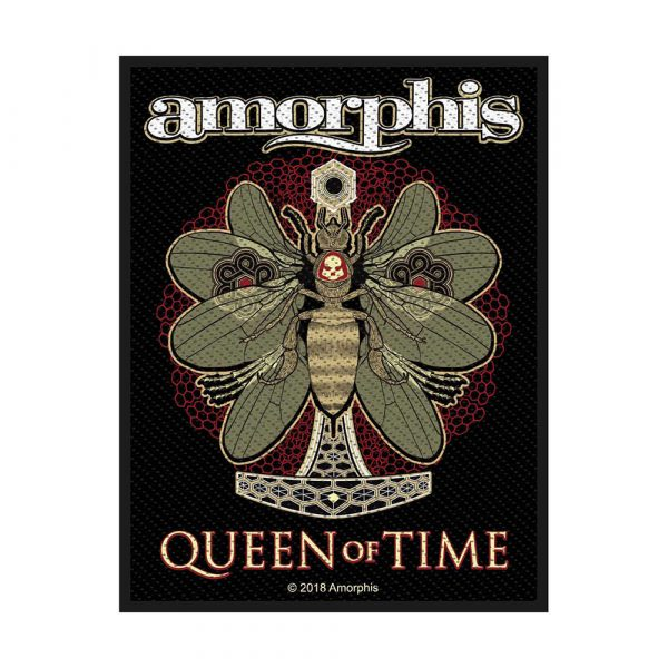 Amorphis Standard Patch: Queen of Time