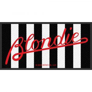 Blondie Standard Patch: Parallel Lines