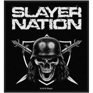 Slayer Standard Patch: Slayer Nation