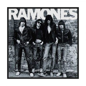 Ramones Standard Patch: Ramones '76 (Retail Pack)