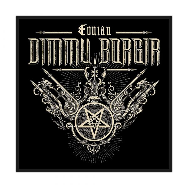 Dimmu Borgir Standard Patch: Eonian (Retail Pack)