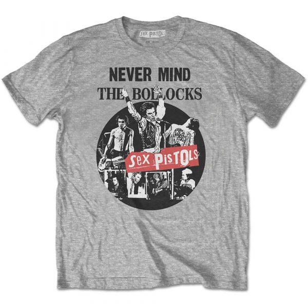 The Sex Pistols Mens T-Shirt: Never Mind The Bollocks (XX-Large)