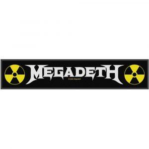 Megadeth Super Strip Patch: Logo