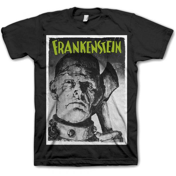 StudioCanal Mens T-Shirt: Frankenstein (XX-Large)