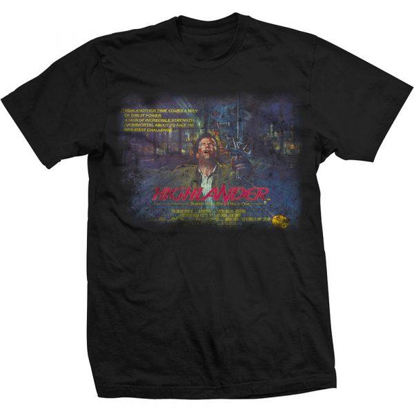 StudioCanal Mens T-Shirt: Highlander (XX-Large)