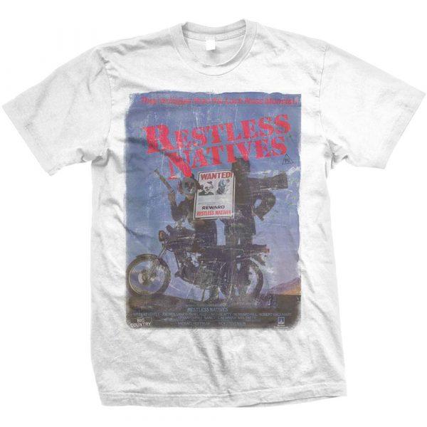 StudioCanal Mens T-Shirt: Restless Natives (XX-Large)