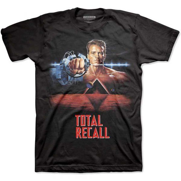 StudioCanal Mens T-Shirt: Total Recall (XX-Large)