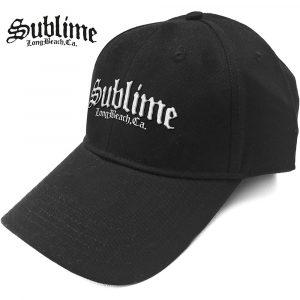 Sublime Baseball Cap: CA Logo