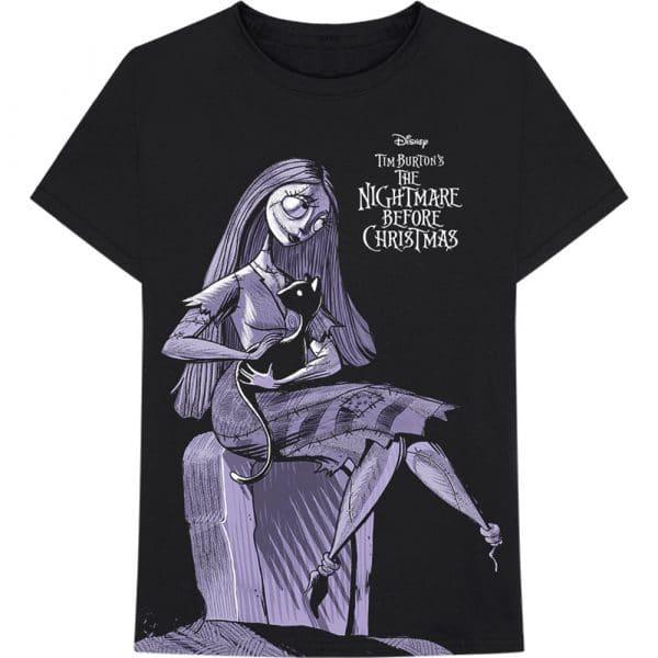 Disney Mens T-Shirt: The Nightmare Before Christmas Sally Jumbo (XX-Large)
