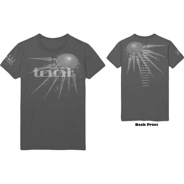 Tool Mens T-Shirt: Spectre Spike (Back Print) (XX-Large)