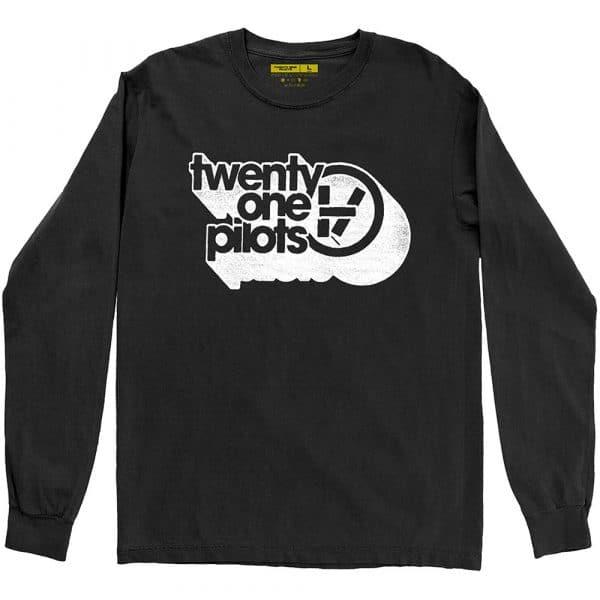 Twenty One Pilots Mens Long Sleeved T-Shirt: Vessel Vintage (XX-Large)