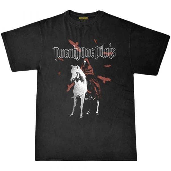 Twenty One Pilots Mens T-Shirt: Bishop (XX-Large)
