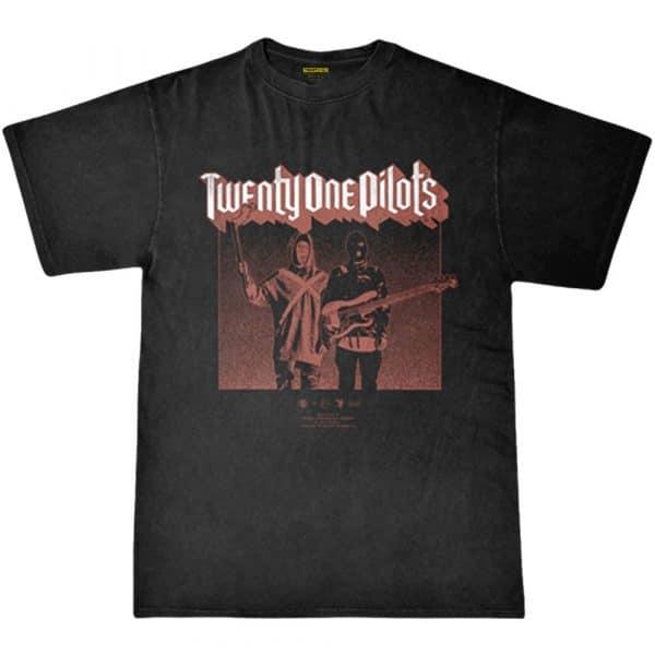 Twenty One Pilots Mens T-Shirt: Torch Bearers (XX-Large)