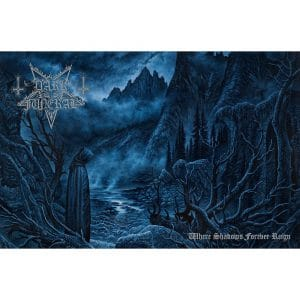 Dark Funeral Textile Flag: Where Shadows Forever Reign