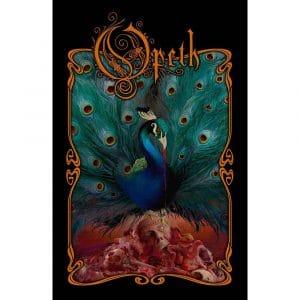 Opeth Textile Flag: Sorceress