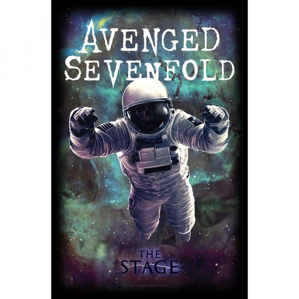 Avenged Sevenfold Textile Flag: The Stage
