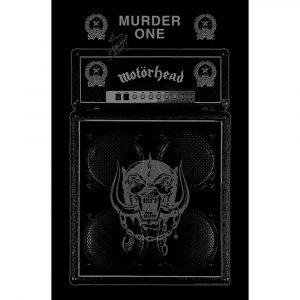 Motorhead Textile Flag: Murder One