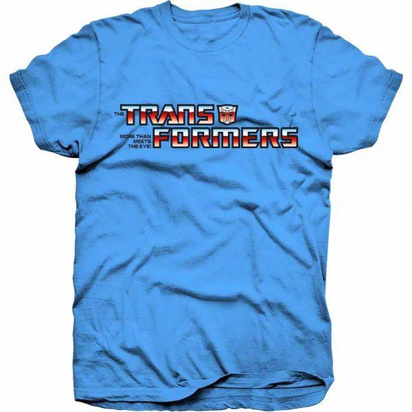 Hasbro Mens T-Shirt: Transformers Autobot Logo