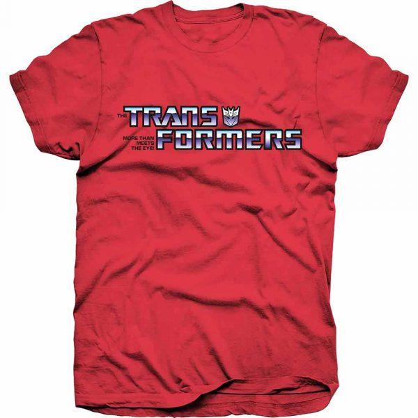 Hasbro Mens T-Shirt: Transformers Decepticon