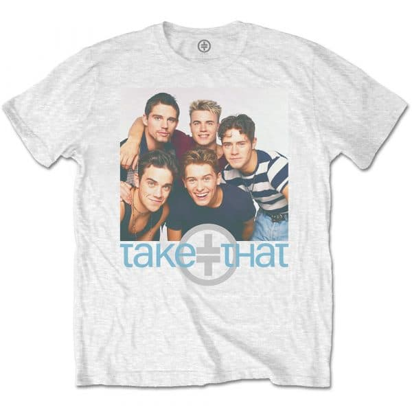 Take That Mens T-Shirt: Group Hug (XX-Large)
