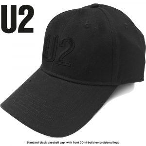 U2 Baseball Cap: Logo