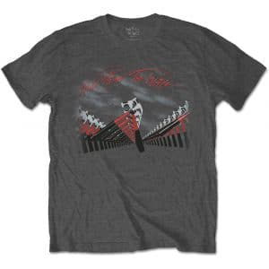 Pink Floyd Mens T-Shirt: The Wall Marching Hammers (XX-Large)