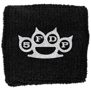 Five Finger Death Punch Sweatband: Knuckles