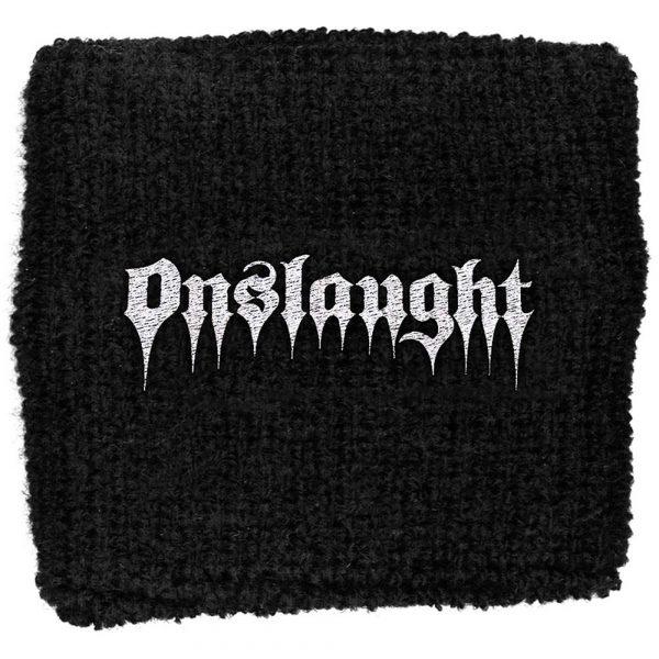 Onslaught Sweatband: Logo