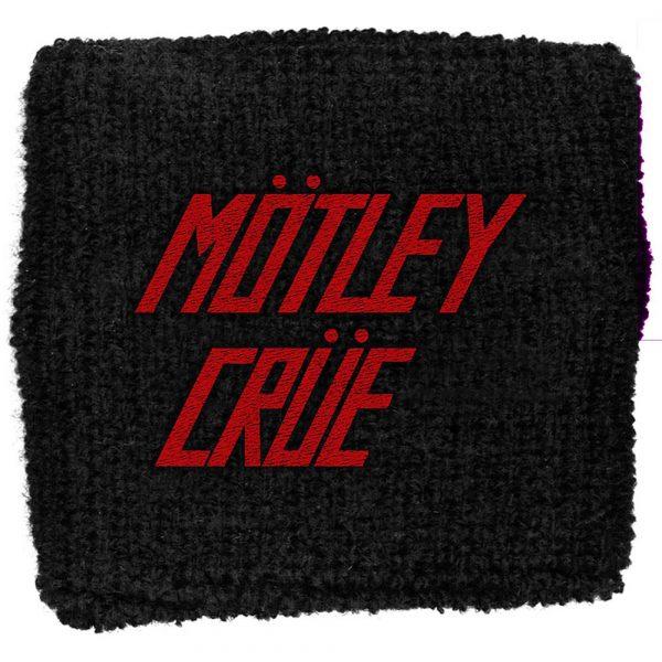 Motley Crue Sweatband: Logo